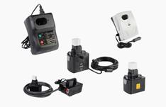 Accesorios para herramientas eléctricas a batería